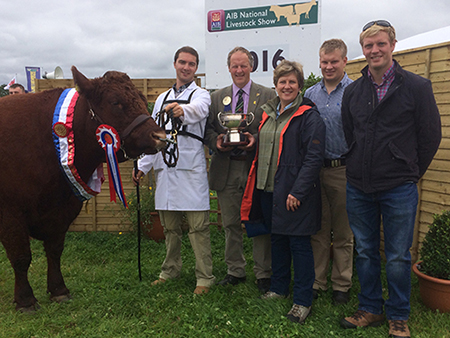 tullamore_show_2016_champion_clew_bay_kate_owner_declan_bell_with_judge_rob_-_kath_livesley_-_family_uk