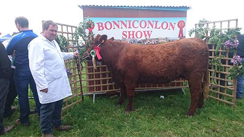 Bonniconlon Show 2016